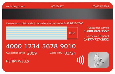 wells fargo bank debit card
