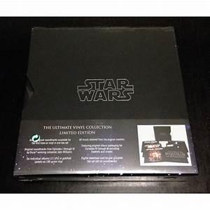 Star Wars The Ultimate Vinyl Collection 11 LP Vinil 180 ...