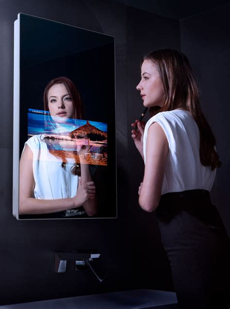 cybertecture mirror takes you into the future tuvie