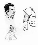 Matador Sketch Warm sketch template