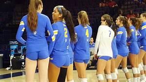 UCLA women's volleyball team 10/4/2017(23) - YouTube