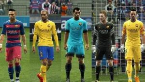 PES 2013 Barcelona GDB 2015-16 by Vulcanzero - PES Patch