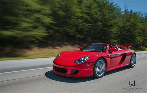 Fs: 2005 Porsche Carrera Gt Guards Red