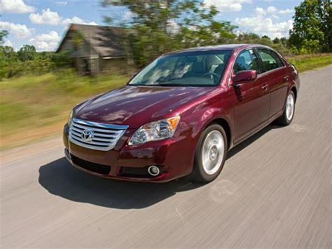 toyota avalon xls  toyota midsize sedan review