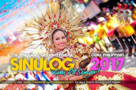 SINULOG 2017: A Guide to Cebu Philippines' Grandest