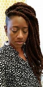 Marley Twists with undercut | Braids, Twists, and Locs ...