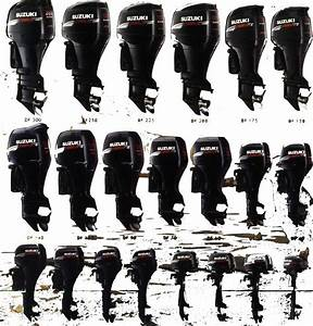 Suzuki Outboards 2001