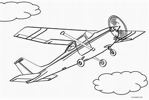 Free Printable Airplane Coloring Pages For Kids | Cool2bKids