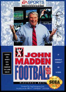john madden football  wikipedia