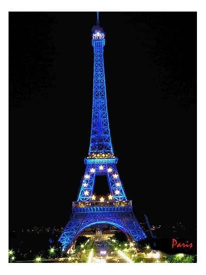 Tour Paris France Gifs Eiffel Plan Country