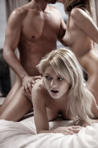 Threesome Horny Photo Page 6