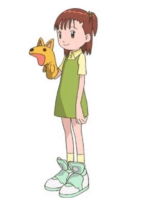 Jeri Katou Digimon Tamers Wiki Fandom Powered By Wikia