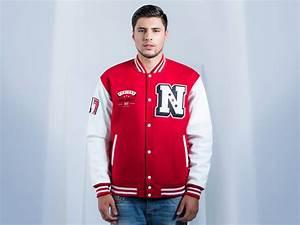 Custom varsity jacket leather sleeves for Varsity letter man jacket