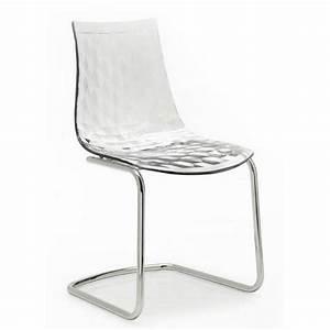 But Chaise Transparente : chaises plastiques transparentes ikea ~ Teatrodelosmanantiales.com Idées de Décoration