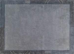 Teppich Schurwolle Grau : luxor living teppich bareli grau nepal nepalteppich bei tepgo kaufen versandkostenfrei ~ Whattoseeinmadrid.com Haus und Dekorationen