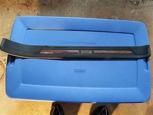 Purchase 2000 Bmw 528i Door Sill Trim Molding Front