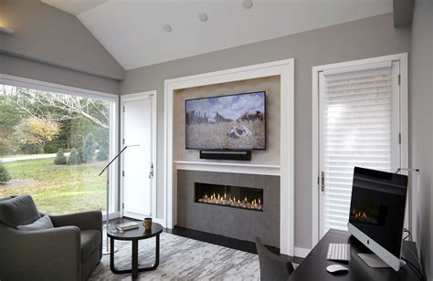 Ortal Clear 110 Front Facing Glass Fronted Gas Fireplace