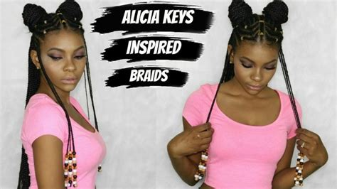 25+ Best Ideas About Black Braided Hairstyles On Pinterest
