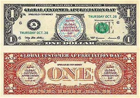 Die geldschöpfung ist die schaffung neuen geldes. personalisierte Dollarscheine Spielgeld von BUNTEBANK ...
