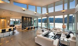 Luxurious And Modern Lake House Design With Perfect Layout