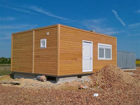 bureau prefabrique installation d un bureau d accueil préfabriqué dans une