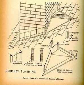 Flashing A Chimney