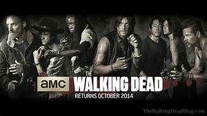The Walking Dead Blog: The Walking Dead Season 5 Wallpaper!