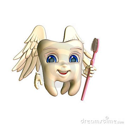 smiley tooth tooth fairy stock image image