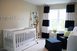 simple baby boy nursery ideas thenurseries With simple baby room decorating ideas