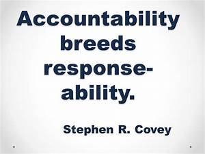Daily Musings: 11 Quotes on Personal Responsibility, part 2