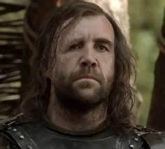Swords: Sandor Clegane - The Hound