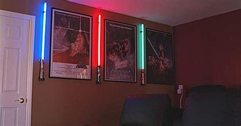 thinkgeek vertical wall for stars wars force fx
