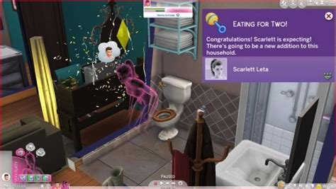 mod  sims ghosts   babies  polarbearsims