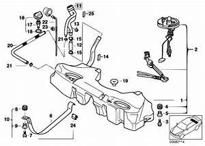 Original Parts For E39 525d M57 Touring    Fuel Supply