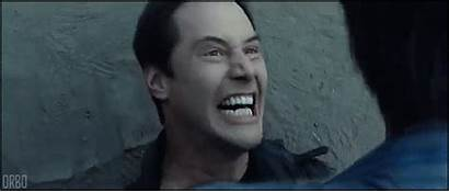 Keanu Reeves Face Punched Repeatedly Gifs Eye