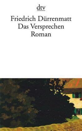 Das Versprechen von Friedrich Dürrenmatt - Taschenbuch
