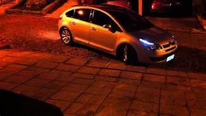Saindo Da Garagem - C4 Hatch Com Eibach