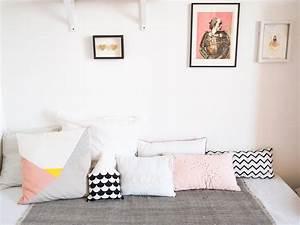 une deco de chambre de bebe en noir et blanc With deco en noir et blanc