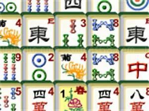 Mahjong Titan Bleu : jeux mah jong bleu plein cran ~ Medecine-chirurgie-esthetiques.com Avis de Voitures