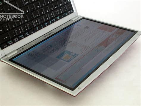 review samsung q30 notebookcheck net reviews
