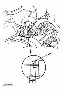 2004 Honda Civic Serpentine Belt Diagram
