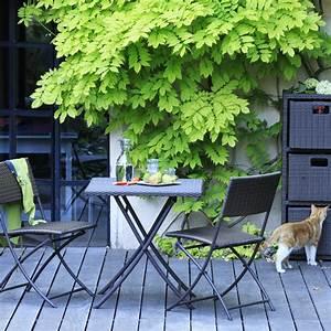 Salon De Jardin Balcon : 20 mini salons de jardin canon pour terrasse et balcon salon de jardin lagune botanic d co ~ Teatrodelosmanantiales.com Idées de Décoration