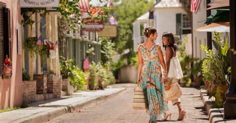 shopping st augustine ponte vedra beach florida