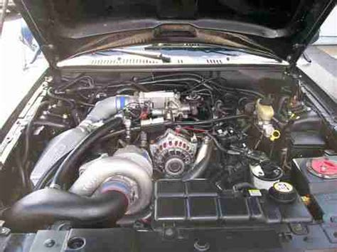 Purchase Used 2001 Ford Mustang Gt Convert. -stalker Body