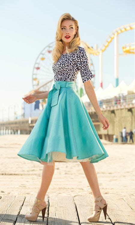 24 Chic Spring Retro Outfit Ideas That Every Girl Will ...