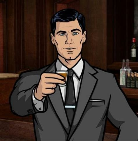 Sterling Archer Meme - sterling archer i have a crush on a narcissistic cartoon who have i mentioned is totally hot