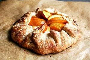 Peach Frangipane Galette Recipe on Food52