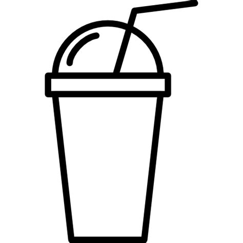 shake, food, Shaked, milk, Flavours, straw, cup icon