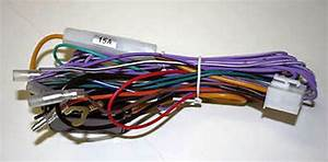 Clarion Vz401 Wiring Harness