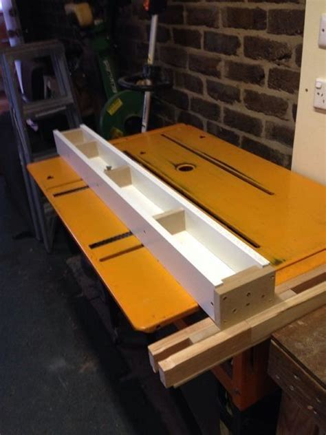 Diy Table Saw Rip Fence 6 Steps (with Pictures